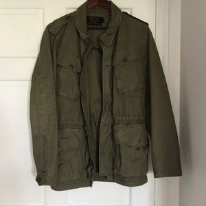 J Crew Military Jacket